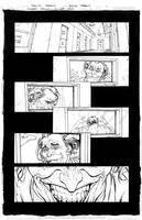 Killer Croc Page 1 by davidyardin