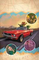 X-FACTOR 237 Cover by davidyardin
