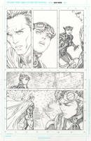 Hi-Res Pencils for inkers Injustice 17 page 8 by davidyardin