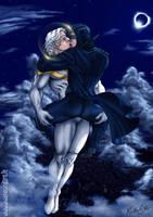 Apollo and Midnighter by Awakening81