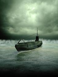 Submarine by ollycb