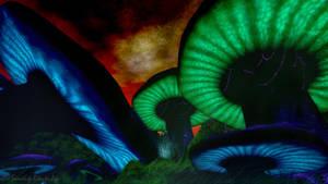 Pandora's Holocaust Glows by ToysoldierThor
