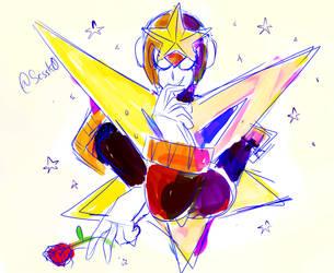 Star Man by SessK0