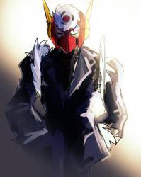 Metal Man suit sketch by SessK0