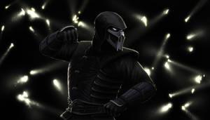 Noob Saibot (Mortal Kombat) by AndreiKolosov