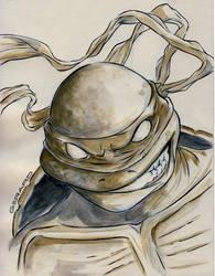 Ninja Turtle by G-Spot1