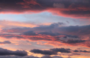 Sky 004 by danf83stock
