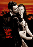 Gone with the Wind DVD Cover by Ficklestix