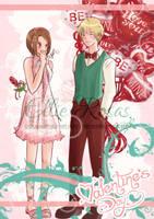 Valentines Takari by elyrosas
