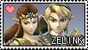 Zelink Stamp by Jokersita