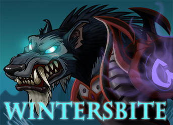 Wintersbite badge by Calicougar