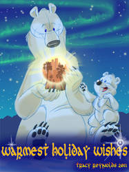 Holiday card 2011 by Calicougar