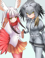 Kemono Friends by RRRokita