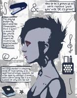Office Punk by nov1design