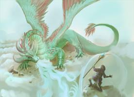 Dragon by Mutantika