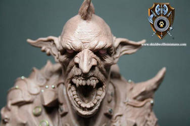 goblin warrior 2014 by giolord11