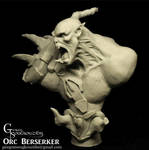Orc Berserker by giolord11