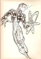 Captain Universe by seraphimon83