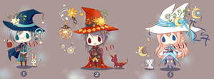 Mage Adoptables - Auction - [closed] by r3nisa