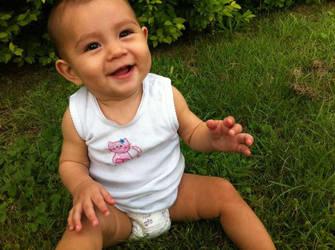 My Gorgeous Baby Girl. by Melinda-Crisp