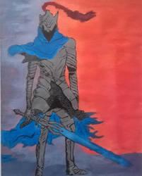 Dark Souls Artorias by MarcmitZeh