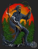 Happy Reaper by DK13Design