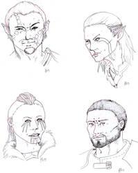 Dovahkiins Assemble! by Kuroi-Koumori