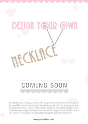 Dezign Your Own Necklace Teaser Ad by karinkhoo