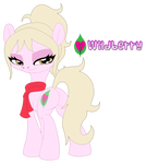 Pony OC - Wildberry by Rainheart94