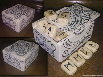 Box of runes by xMepux