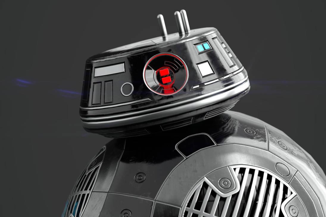 BB-9E Detail by LCzin