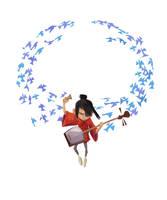Wings by pinkpaca