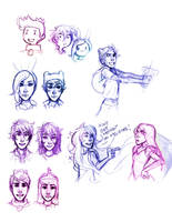 Adventure Time Dumps by MexicanSushi