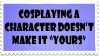 Cosplay Stamp by rcsi1