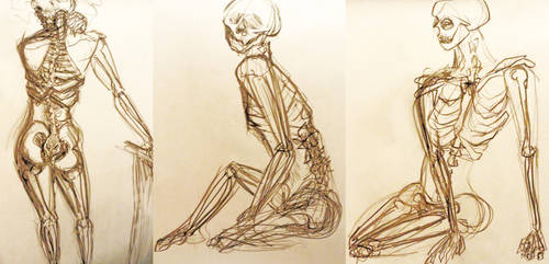Spooky Scary Skeletons by rcsi1