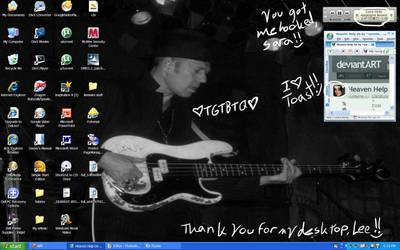 New Desktop Screenshot by rcsi1
