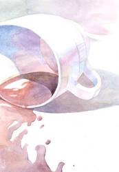 Hot Coffee Cover by Kuvshinov-Ilya
