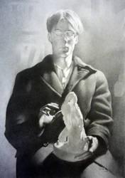 Portrait by Kuvshinov-Ilya