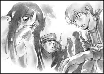 Sudden Death by Kuvshinov-Ilya