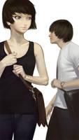 :Comm: GL Magazine Illust 7 by Kuvshinov-Ilya