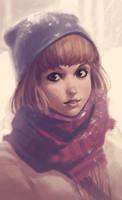 Winter Sima by Kuvshinov-Ilya