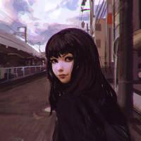 Aobadai by Kuvshinov-Ilya