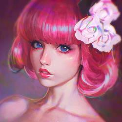 Pink Noise by Kuvshinov-Ilya