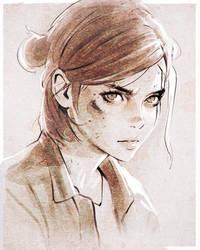 The Last of Us Part 2 by Kuvshinov-Ilya