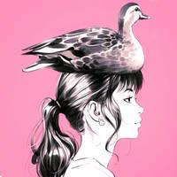 Duck by Kuvshinov-Ilya