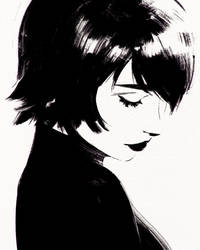 Ink by Kuvshinov-Ilya