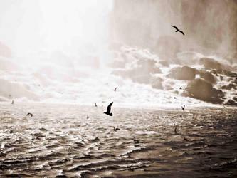 in God's shadow by Karmaelf