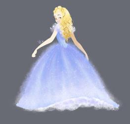 Cinderella by linxchan91