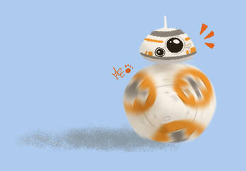 BB-8 by linxchan91