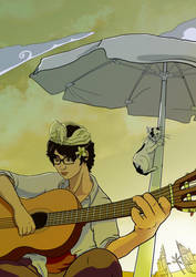 Oji journey by jojo-kusnadi